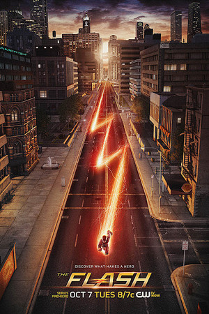 The Flash - New Poster