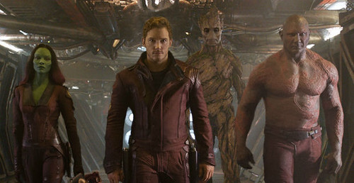 Guardians of the Galaxy 바탕화면 called The Gardians Of The Galaxy