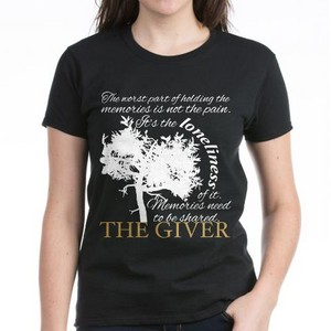 The Giver t-shirt