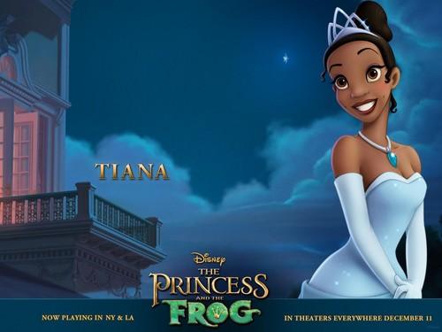 Disney Songs karatasi la kupamba ukuta called The Princess and the Frog
