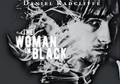 The Woman in Black wallpaper