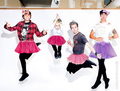 The cutest ballerinas