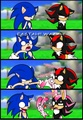The heck sonic... - shadow-the-hedgehog photo