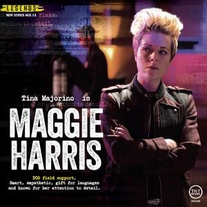 Tina Marjorini as Maggie Harris