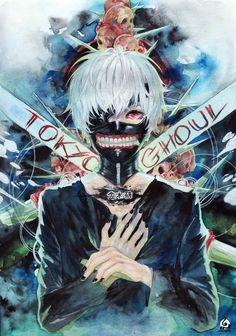 Tokyo Ghoul (Токийский гуль)