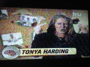 "Tonya Harding in ""Hillbillies"""
