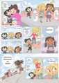 Total Drama Kids Comic: Part 1