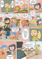 Total Drama Kids Comic: Part 3 - total-drama-island fan art