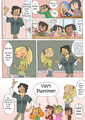 Total Drama Kids Comic: Part 4