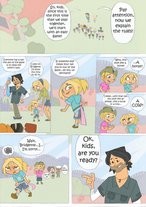 Total Drama Kids Comic: Part 5