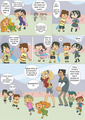 Total Drama Kids Comic: Part 7 - total-drama-island fan art