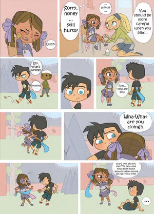 Total Drama Kids Comic: Part 9