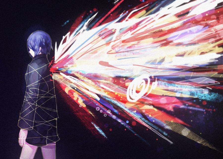 Touka Kirishima achtergrond