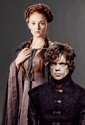 Tyrion x Sansa