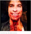 Vampire Diaries' Ian Somerhalder Tweets First Pic of Damon in Season 6 - the-vampire-diaries-tv-show photo