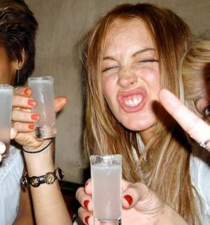 Vodka is not quiche!