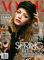 Vogue Magazine - emma-stone photo