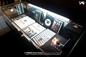 WINNER चित्रो from 'Grand Launch' event for '2014 S/S' album