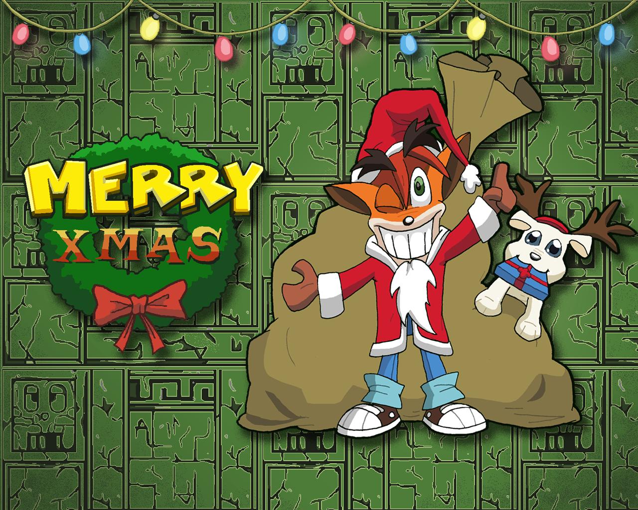 fond d'écran - Christmas