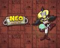 fond d'écran - Neo Cortex