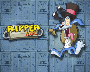 Wallpaper - Ripper Roo