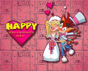 wolpeyper - Valentine's araw