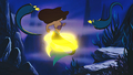 Walt Disney Screencaps - Flotsam, Princess Ariel & Jetsam