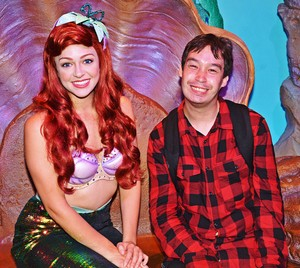Walt Disney World: New Fatasyland - Princess Ariel & PrueFever