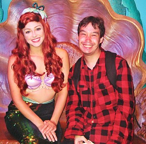 Walt Дисней World: New Fantasyland - Princess Ariel & PrueFever