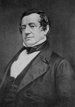 Washington Irving (April 3, 1783 – November 28, 1859)