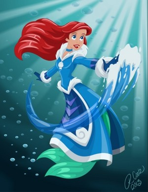 Waterbender Ariel :0