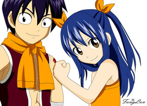 Wendy Marvell and Romeo Conbolt