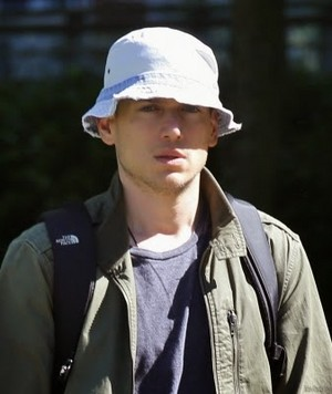 Wentworth Miller Gets to Work on 'The Flash' - First Set Photos!