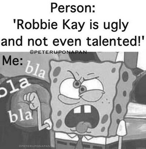 When Some Insults Robbie Kay