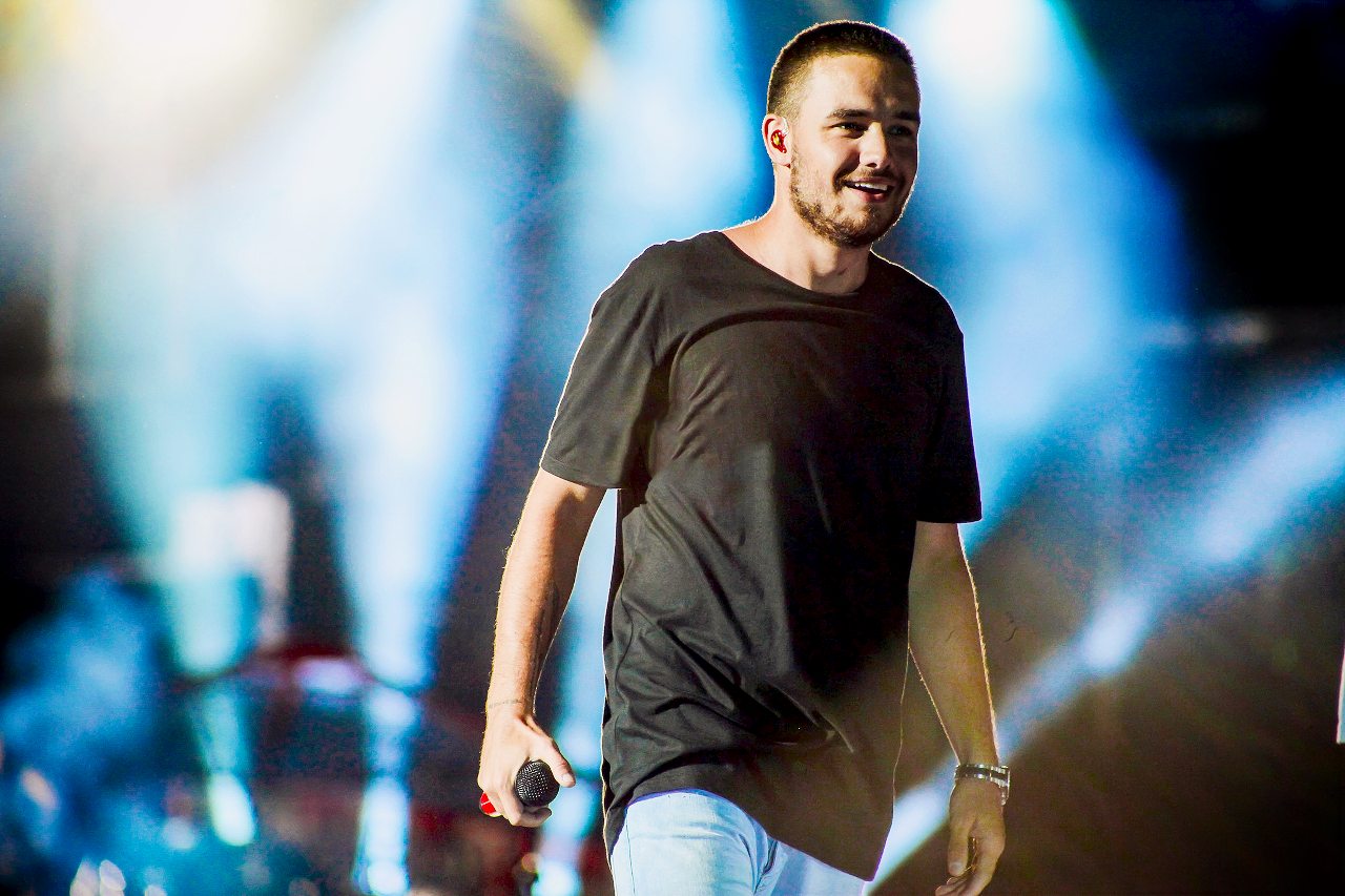 Where We Are Tour - Liam Payne