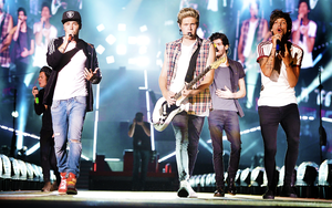 Where We Are Tour - One Direction