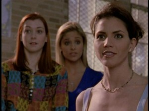 Willow Buffy and Cordelia
