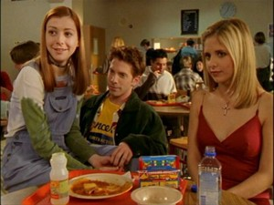 Willow Buffy and Oz