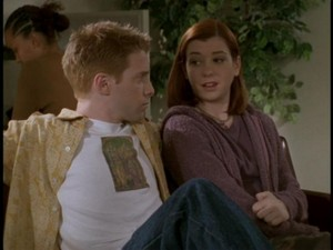 Willow and Oz