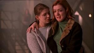 Willow and Tara