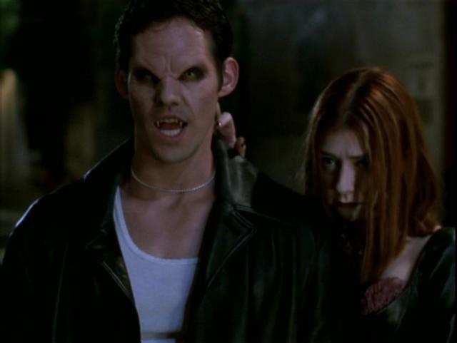 buffy and xander relationship