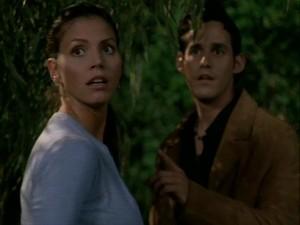 Xander and Cordelia