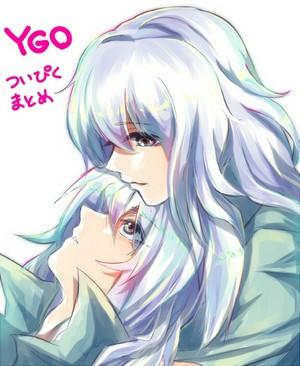 Yami Bakura x Ryou
