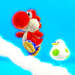 Yoshi's Woolly World - yoshi icon
