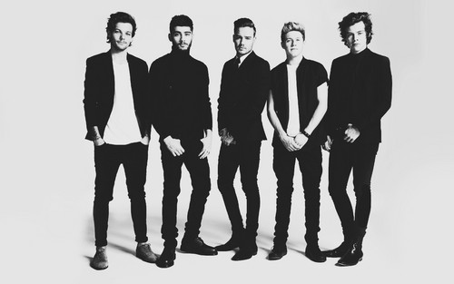 One Direction wallpaper with a business suit, a suit, and a well dressed person entitled te And I Fragrance Promo Pics - One Direction