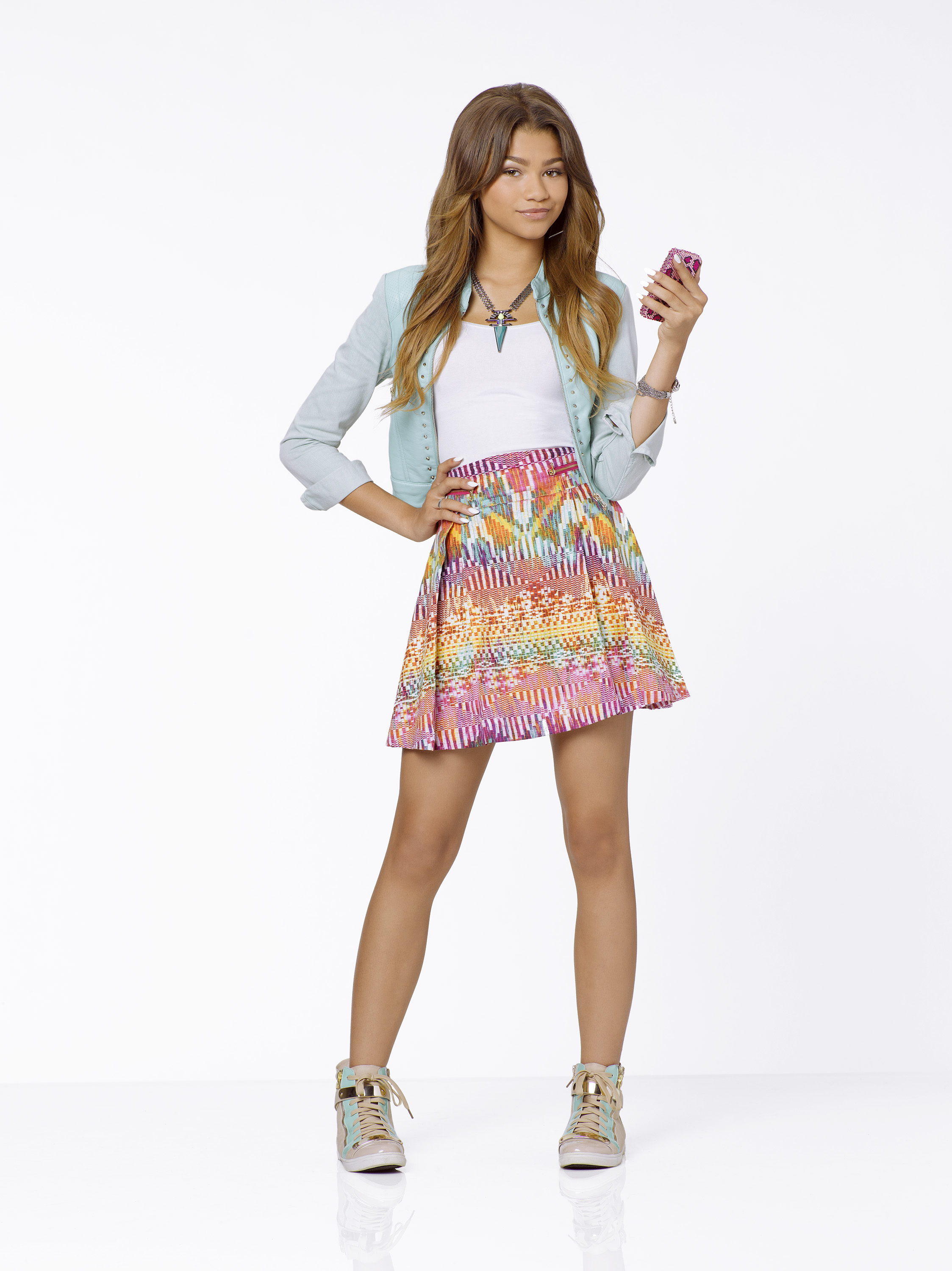 Zendaya Style On Shake It Up Zapped Zendaya images ...