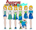adventure time fashion_finn