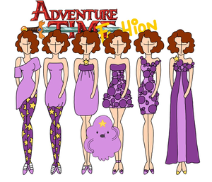 adventure time fashion_lsp
