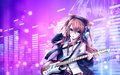 anime gitara girl