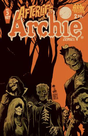 archie zombie comic